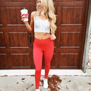 Fitness Friday #4: Healthy Holidays at Starbucks